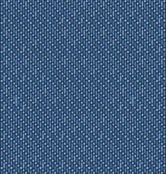 Seamless denim texture vector