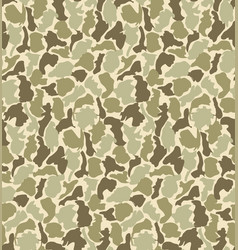 abstract military camouflage background vector image