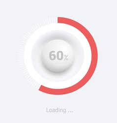 Loading icon s vector