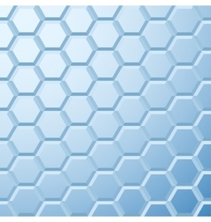 Abstract blue tiled background vector