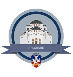 Belgrade vector