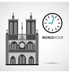 World hour vector