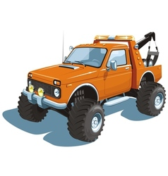 Wrecker vector