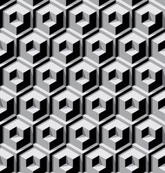 Dimensional cubes vector