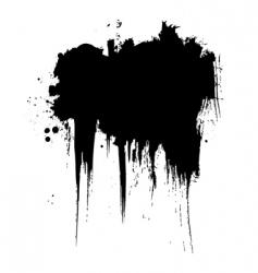 Grunge element vector