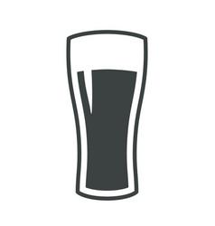 Beer glass icon iweb sign symbol logo label vector