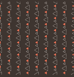 the seamless abstract pattern vector image vector image