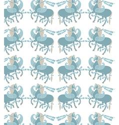 horses vector image