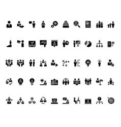 Stick Figure monochrome vector image vector image