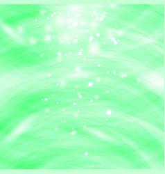 Green burst blurred background sparkling texture vector