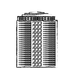 City building design vector