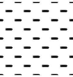 Old right arrow pattern simple style vector