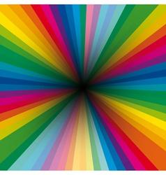 Black hole vector image