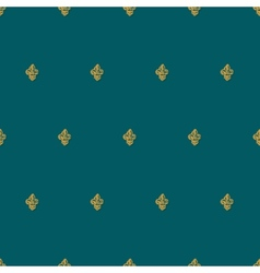 Royal seamless vector image vector image