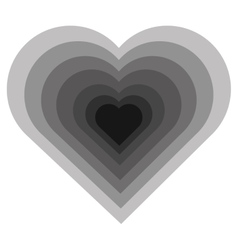 Hearth icon design vector