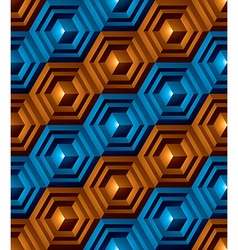 Regular colorful textured endless pattern with vector