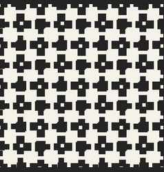 Abstract concept monochrome geometric vector