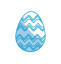 easter egg celebration spring party vector image vector image