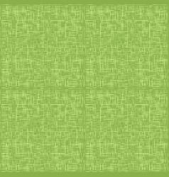 greenery sack fabric textile seamless texture vector image