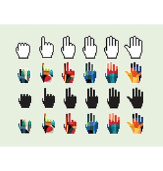 Handicon vector
