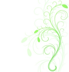 Floral background abstract background with floral vector