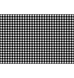 Black white abstract seamless fabric pattern vector