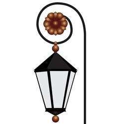 Streetlight vector