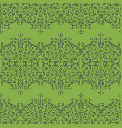 Green spring seamless pattern texture vector