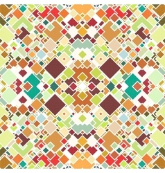 Seamless pattern Material Design Colored vector image vector image