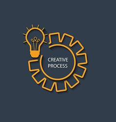 startup concept in flat style vector image