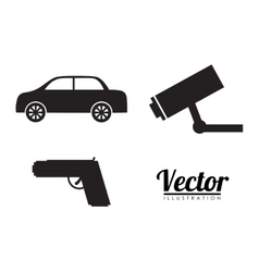 Forbidden icon image vector