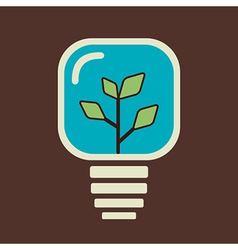 Grow new idea concept vector