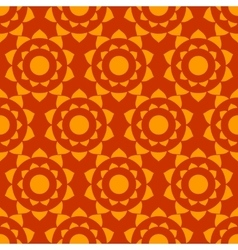 Ethnic mexican geometric seamless pattern vector