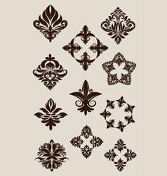 Icon-decorative-set vector