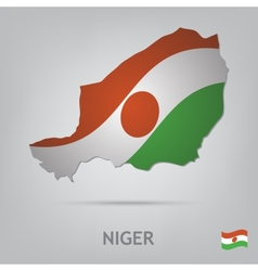 Country niger vector