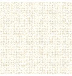 Mixed orange polka dot pattern vector image