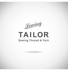 Tailor vector image vector image