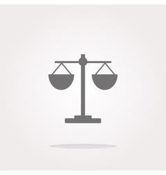 Law Icon Law Icon Eps10 Law Icon Law vector image