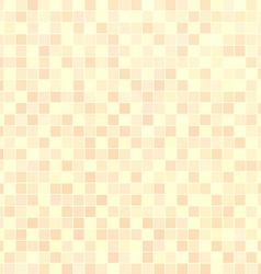 Beige ceramic background vector image vector image