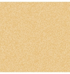 Stylized sand or cork seamless pattern vector image vector image