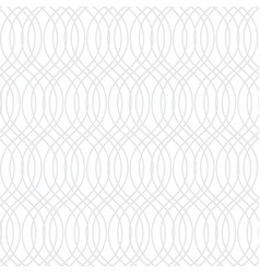 curved lines pattern vector image