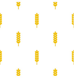 Field spike pattern seamless vector