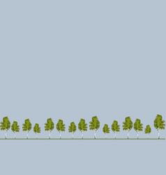 Wallpaper tree pine background vector