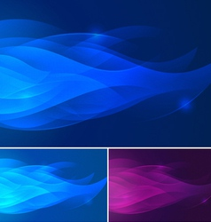 flame abstract background vector image vector image