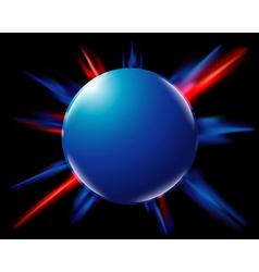 flash vector image vector image