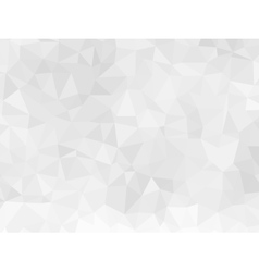 Low poly background like crumpled paper vector image