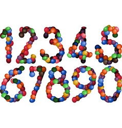Sweet numbers vector