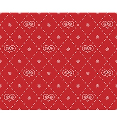 Simple seamless pattern vector