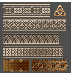 Celtic knots vector