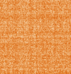 Grunge orange texture unusual plaster vector